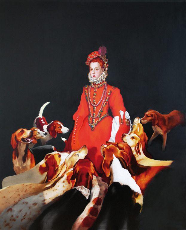 Adulte Isabella Clara Eugenia