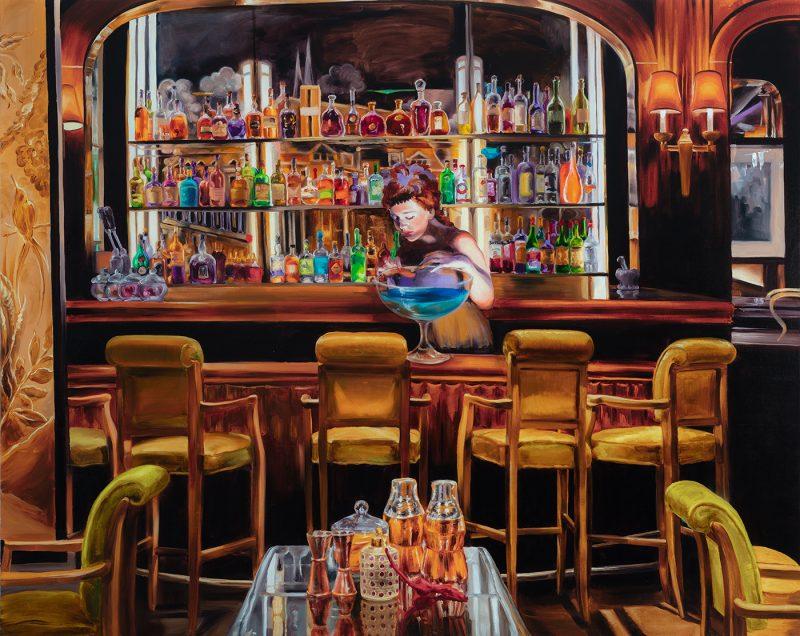 An Der Bar II