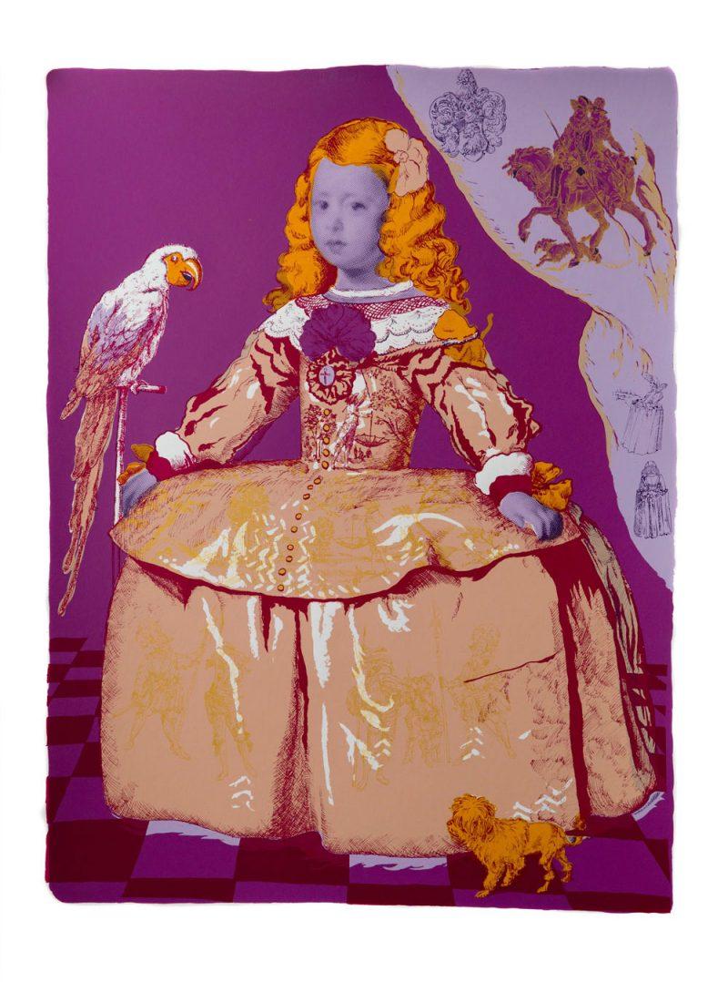 Infantin-Margarete-Therese-von-Spanien
