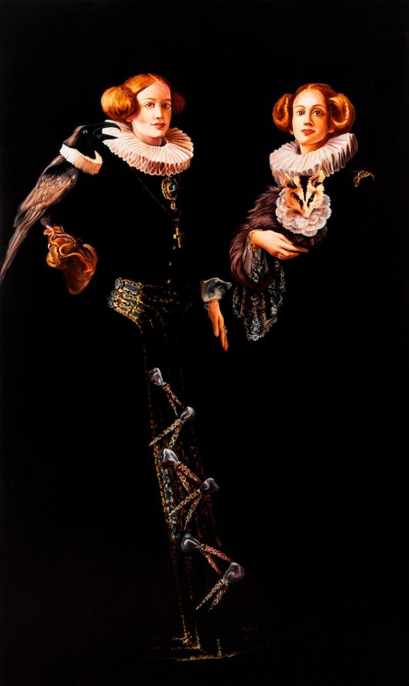 Eugenia und Amalia